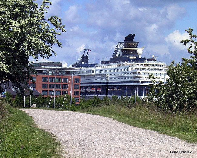 krydstogtskib
