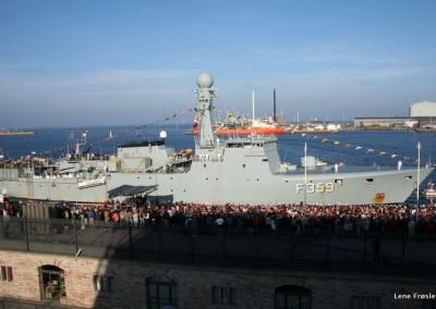 Galathea_fregatten_Vaedderen_ankommer_til_Langeliniekaj_2004