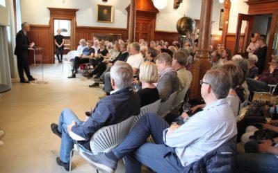 Stor succes for den historiske tur i Frihavnen