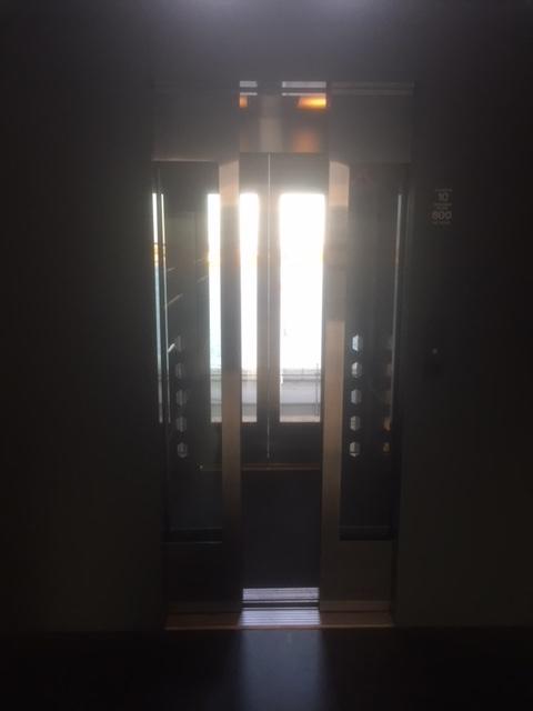 Utilfredsstillende trappevask og elevatorservice
