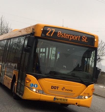 Bus 27: Beboerne protesterede – kommunen lyttede